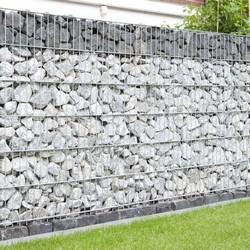 gabionen zum einbetonieren stein gabionen. Black Bedroom Furniture Sets. Home Design Ideas