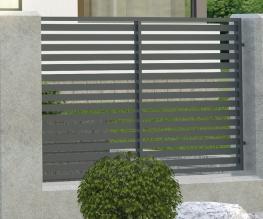 Montageanleitung Doppelstabmattenzaun Aufbauen Zaun24
