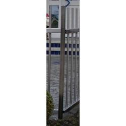 Montageanleitung Zaunpfosten Einbetonieren Zaunberater Von Zaun24