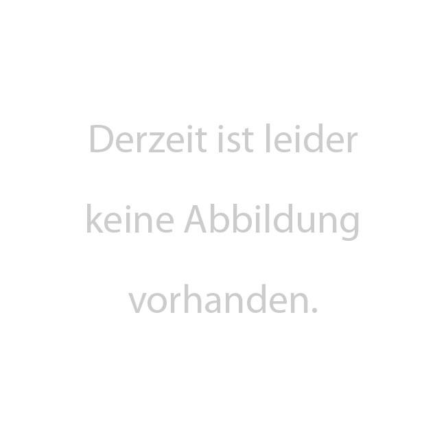Edelstahl-Gartentor, Höhe 100cm mit Bodenplatte